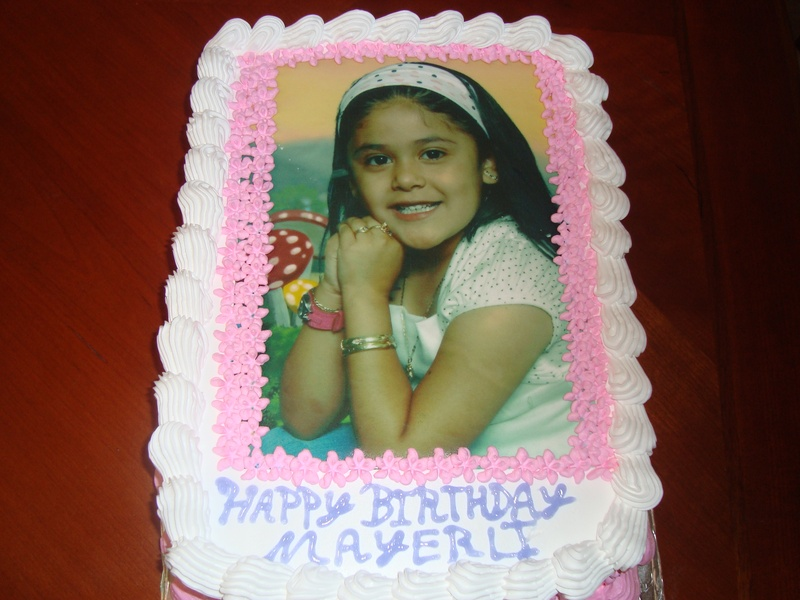 Cake Artista : PHOTO CAKE PASTEL CON FOTO - CAKES & GELATINAS